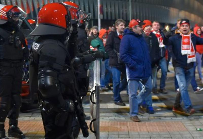 УЕФА может запретить российским фанатам посещать выездные матчи