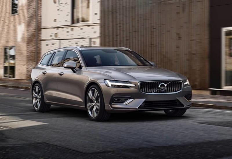 """Компания Volvo представила новый универсал V60 <span class=""""color_red"""">- ФОТО</span>"""