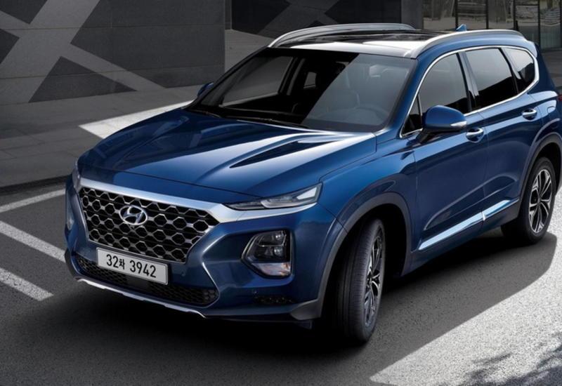 """Hyundai показала новое поколение кроссовера Santa Fe <span class=""""color_red"""">- ФОТО</span>"""