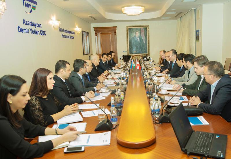 Австрия заинтересована в участии в инфраструктурных проектах Азербайджана