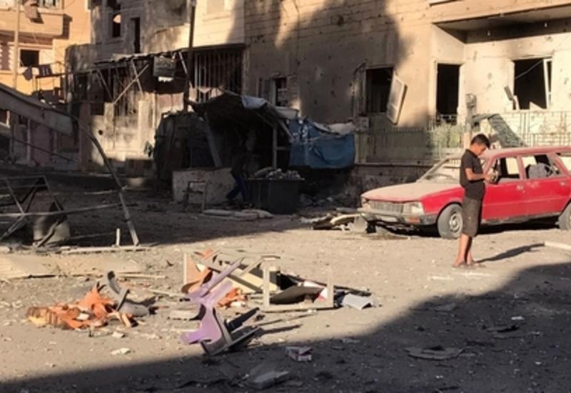 Армения влезает в конфликт в Сирии?