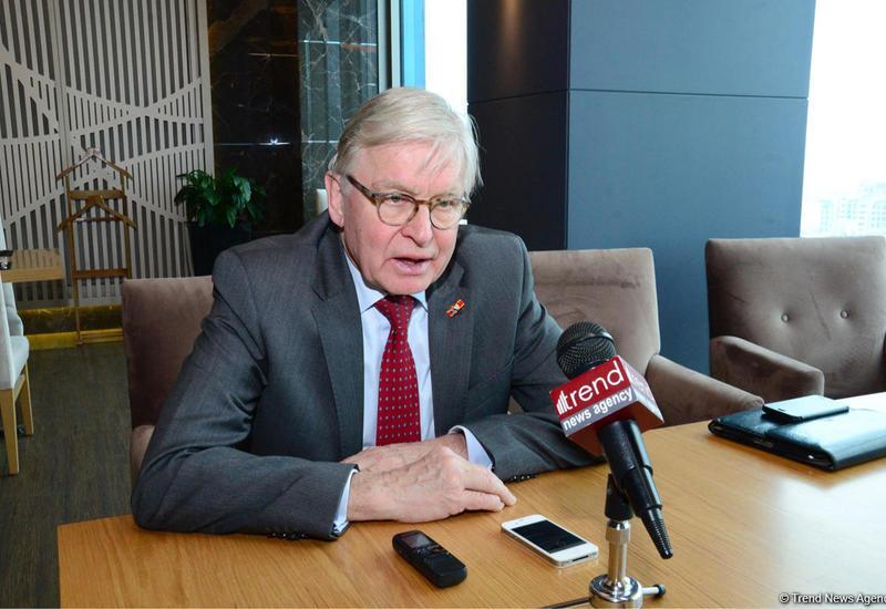 """Рене ван дер Линден: Нидерланды надеются на скорейшее урегулирование карабахского конфликта <span class=""""color_red"""">- ФОТО</span>"""
