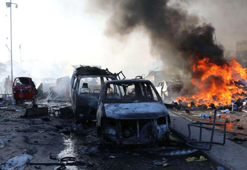 Двойной взрыв в столице Сомали: погибли 18 человек