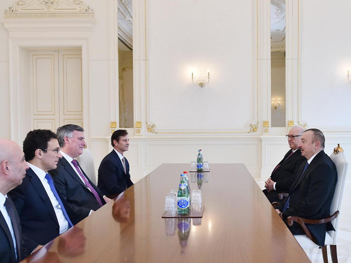 Закончился сбор подписей вподдержку кандидатуры Ильхама Алиева