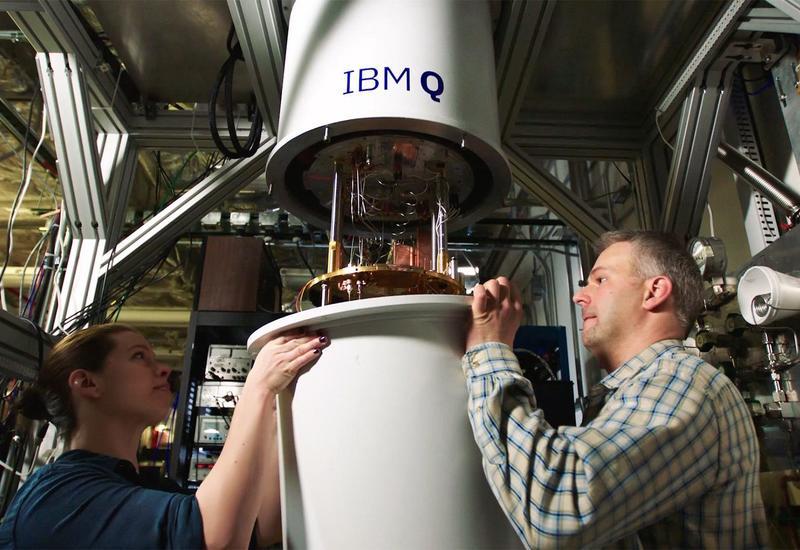 """IBM представила новый квантовый компьютер и не знает что с ним делать <span class=""""color_red"""">- ФОТО</span>"""