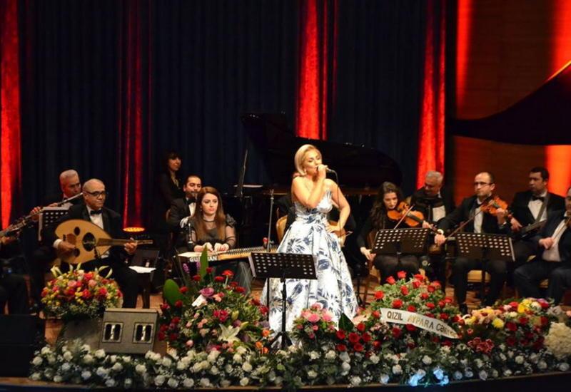 """В Центре мугама прошел грандиозный концерт Лалы Мамедовой <span class=""""color_red"""">- ФОТО</span>"""