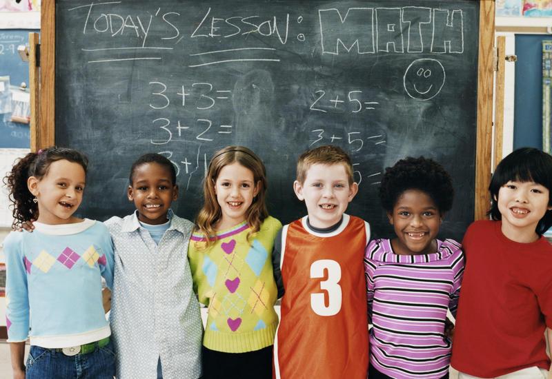 Школьные предметы расположили по степени важности