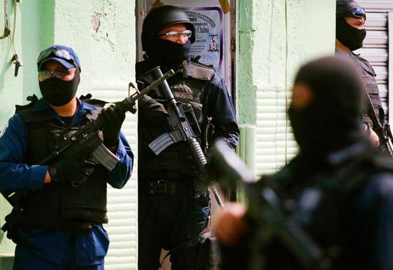 Из-за стрельбы в крупнейшем университете Мексики погибли два человека