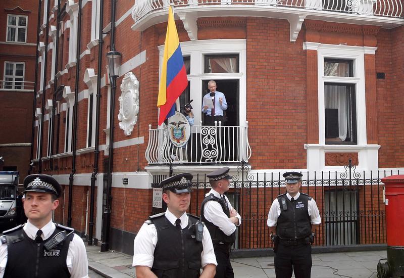 Британия не готова к сотрудничеству по делу Ассанжа, заявили в МИД Эквадора