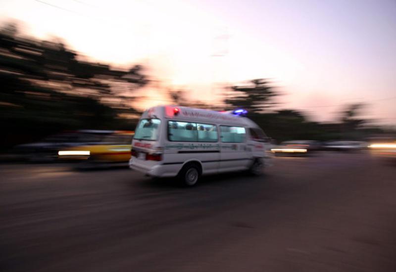 В Мьянме прогремели три взрыва