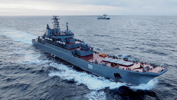 Telegraph: британский флот раскритиковали за«неправильное» сопровождение русского корабля