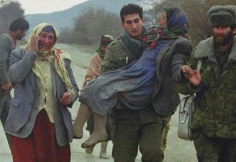 Ходжалинскую резню должны осудить международные организации и парламенты стран мира