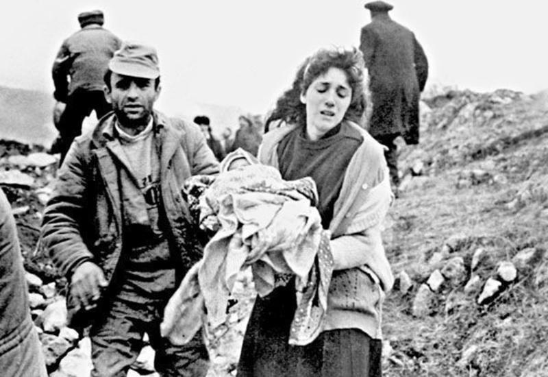 Кочарян и Саргсян организовали Ходжалинский геноцид и были его непосредственными участниками