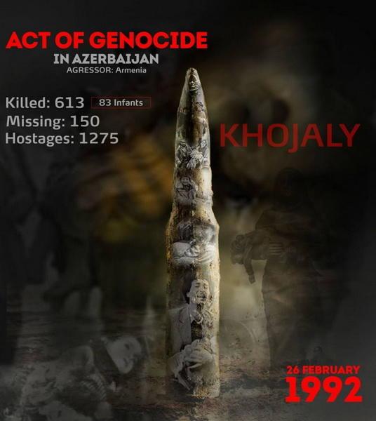 Азербайджанские хакеры рассказали армянам правду о Ходжалы