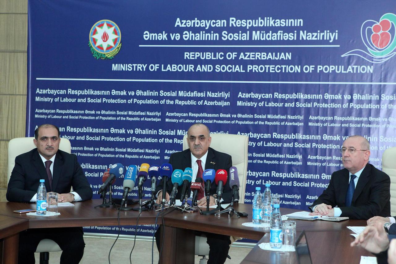 Названа сумма, которая будет направлена на повышение пенсий и соцпособий в Азербайджане