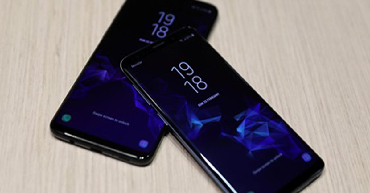 Что особого  в Самсунг  Galaxy S9 иGalaxy S9+