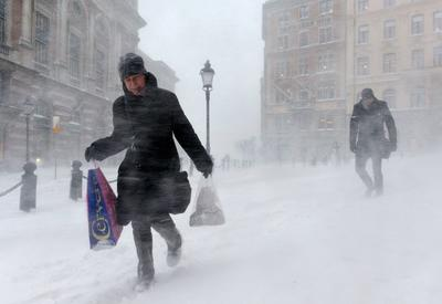 Погода в Москве стала потенциально опасной