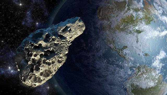 NASA: Небольшой астероид пролетит на расстоянии в 113 тысяч километров от Земли