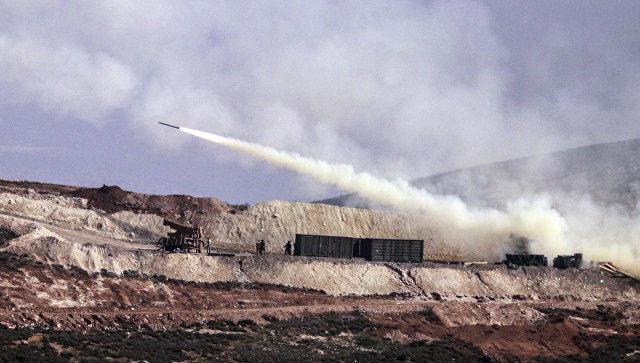 Восемь турецких военных погибли вАфрине засутки