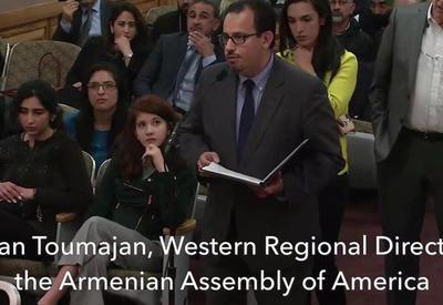 """Руководство армянской диаспоры США признало вину ВС Армении за геноцид Ходжалы <span class=""""color_red"""">- ВИДЕО</span>"""