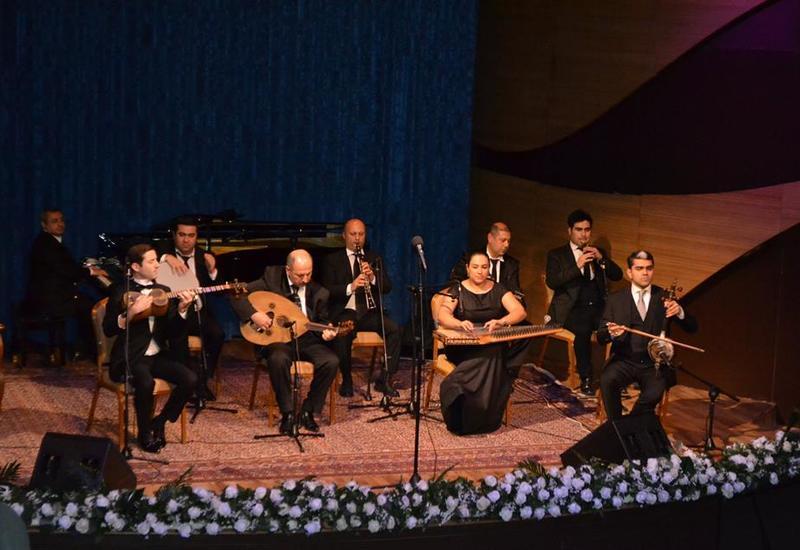 В Центре мугама прошел творческий вечер народного артиста Камиля Джалилова