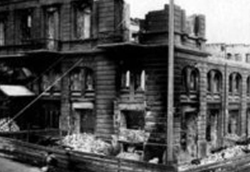 """""""Историческая призма"""": Март 1918. Русский свидетель геноцида азербайджанцев в Баку раскрывает страшные подробности"""
