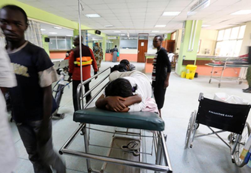 Кенийские медики случайно вскрыли череп не тому пациенту