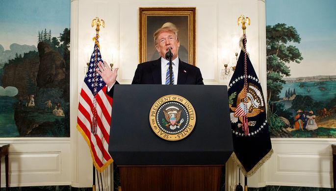 СМИ обвинили «злого» Трампа вразвязывании торговой войны