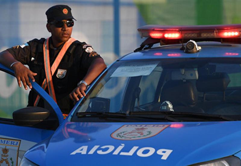 При захвате банка в Рио-де-Жанейро погибли два человека