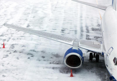 В московских аэропортах отменили более 50 рейсов