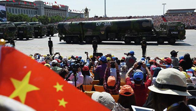КНР нарастит военные расходы в текущем году