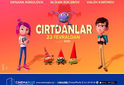В «CinemaPlus» проходит показ канадского фильма с профессиональным азербайджанским дубляжом