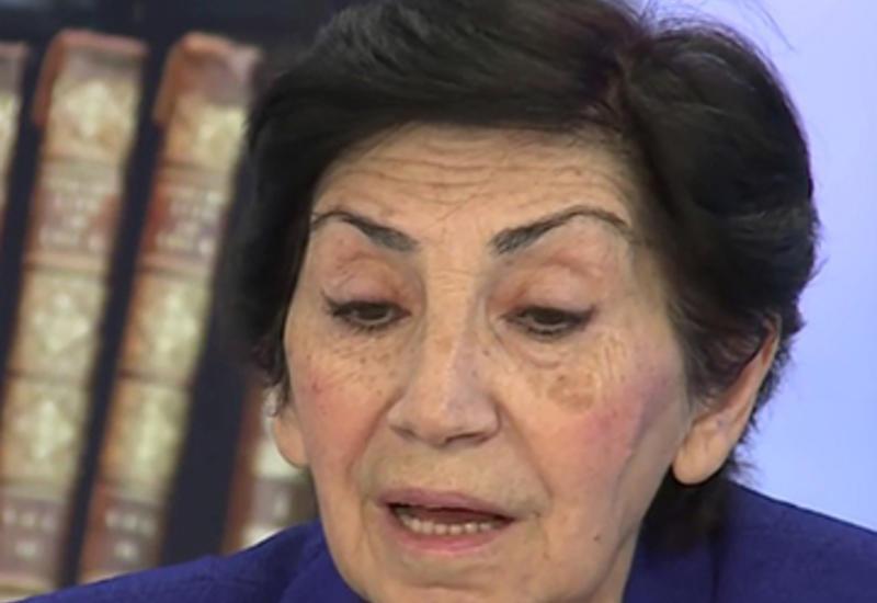 Фарида Мамедова: ″Азербайджанцы - прямые наследники всего албанского″