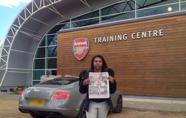 Мать 20-летнего игрока «Арсенала» живет вметаллическом гараже