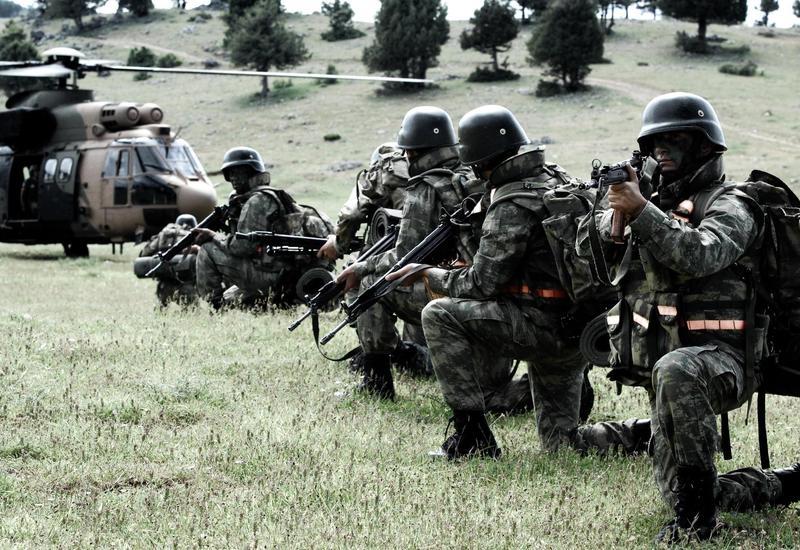 ВС Турции ликвидировали руководящий состав РПК в Ираке