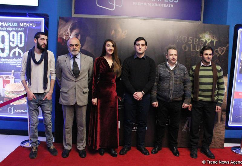 Азербайджанский фильм примет участие в международном фестивале