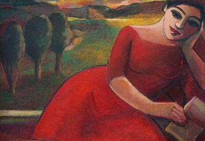 """""""Картинная галерея"""" Day.Az: Женственность и лиризм <span class=""""color_red"""">- ФОТО</span>"""