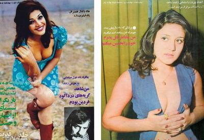 "Каким был Иран 40 лет назад <span class=""color_red"">- ФОТО</span>"