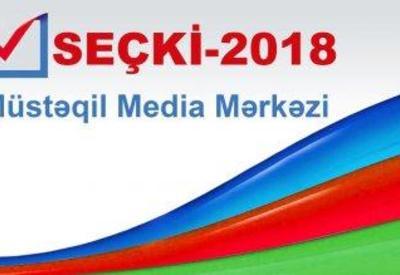 Независимый медиацентр при ЦИК Азербайджана представил профили в соцсетях