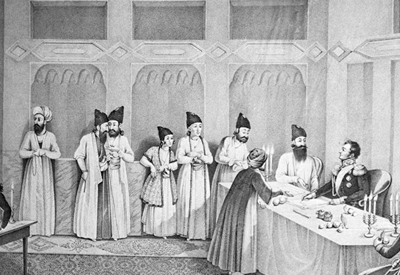 """""""Историческая призма"""": 1828 г. Что армянство боится видеть в Туркменчайском договоре"""