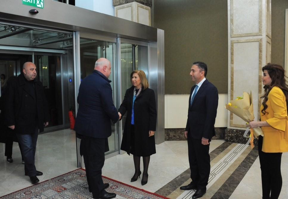Президент ПА ОБСЕ прибыл в Азербайджан с официальным визитом