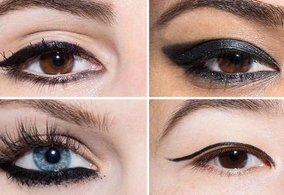"""Идеальные стрелки для любой формы глаз <span class=""""color_red"""">- ФОТО</span>"""