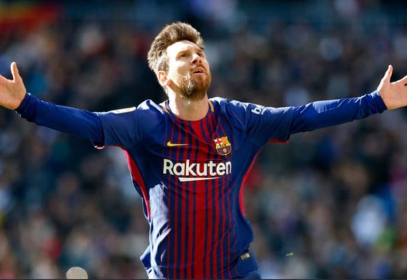 "Лига чемпионов: Хет-трик Месси принес ""Барселоне"" победу над ПСВ"