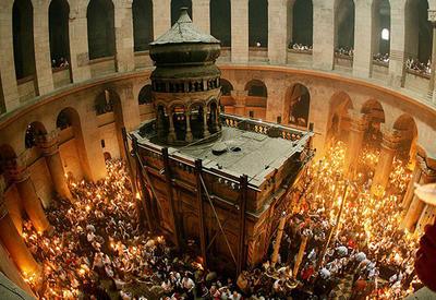 """В Иерусалиме разгорается скандал - армяне снова оскорбили христианскую святыню <span class=""""color_red"""">- ДЕТАЛИ</span>"""