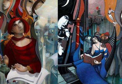 """""""Картинная галерея"""" Day.Az: Таинственные, фантастические и даже странные <span class=""""color_red"""">- ФОТО</span>"""