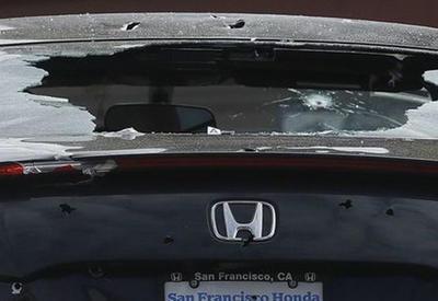 """Американские полицейские выпустили 99 пуль в прятавшегося в багажнике юношу <span class=""""color_red"""">- ВИДЕО</span>"""