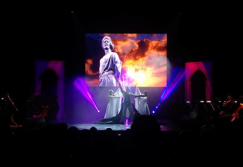 В Баку состоялась премьера вокально-хореографического спектакля «Performance» Франгиз Ализаде