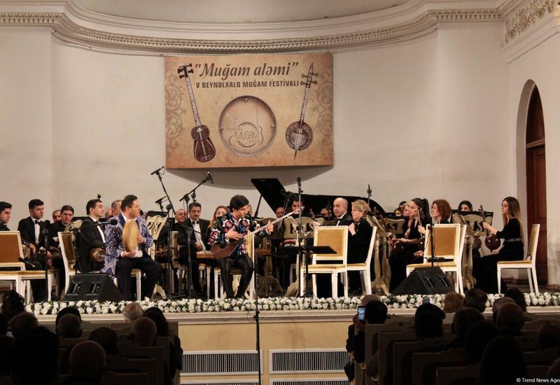 В Баку состоялась торжественная церемония закрытия V Международного фестиваля &amp;quot;Мир мугама&amp;quot; <span class=&quot;color_red&quot;>- ФОТО</span>