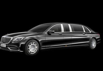 Mercedes-Benz обновил свою самую большую и роскошную модель