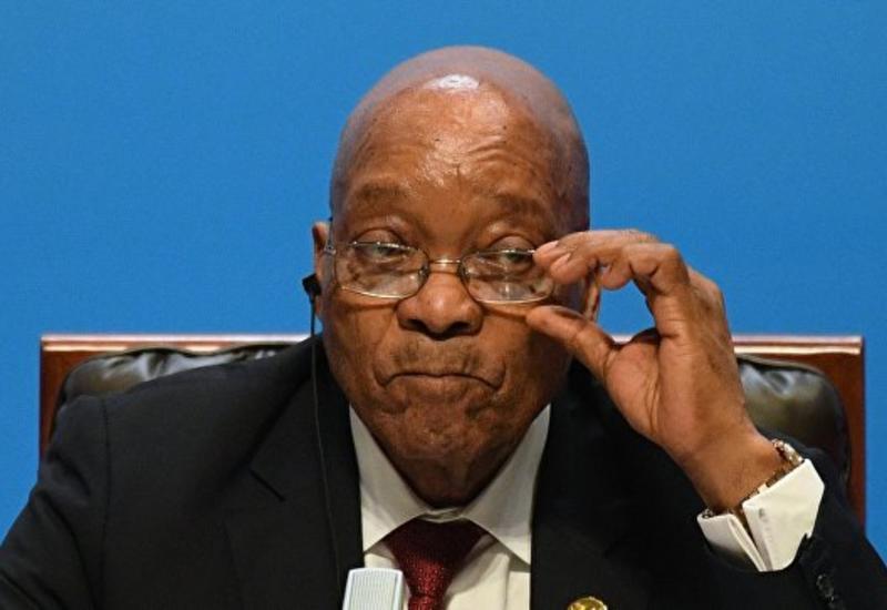 Экс-президента ЮАР обвиняют в коррупции